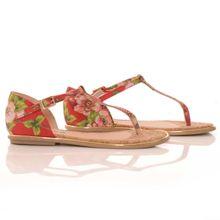 Sandalia-Infantil-Floral-Costes