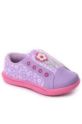 Tenis-Infantil-Dock-Flor-Bee-Happy