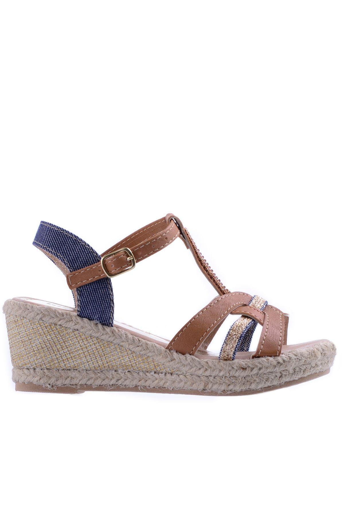 ae0f1ffd2 Sandália Anabela Luelua Thafny   Mundial Calçados - Mundial Calçados