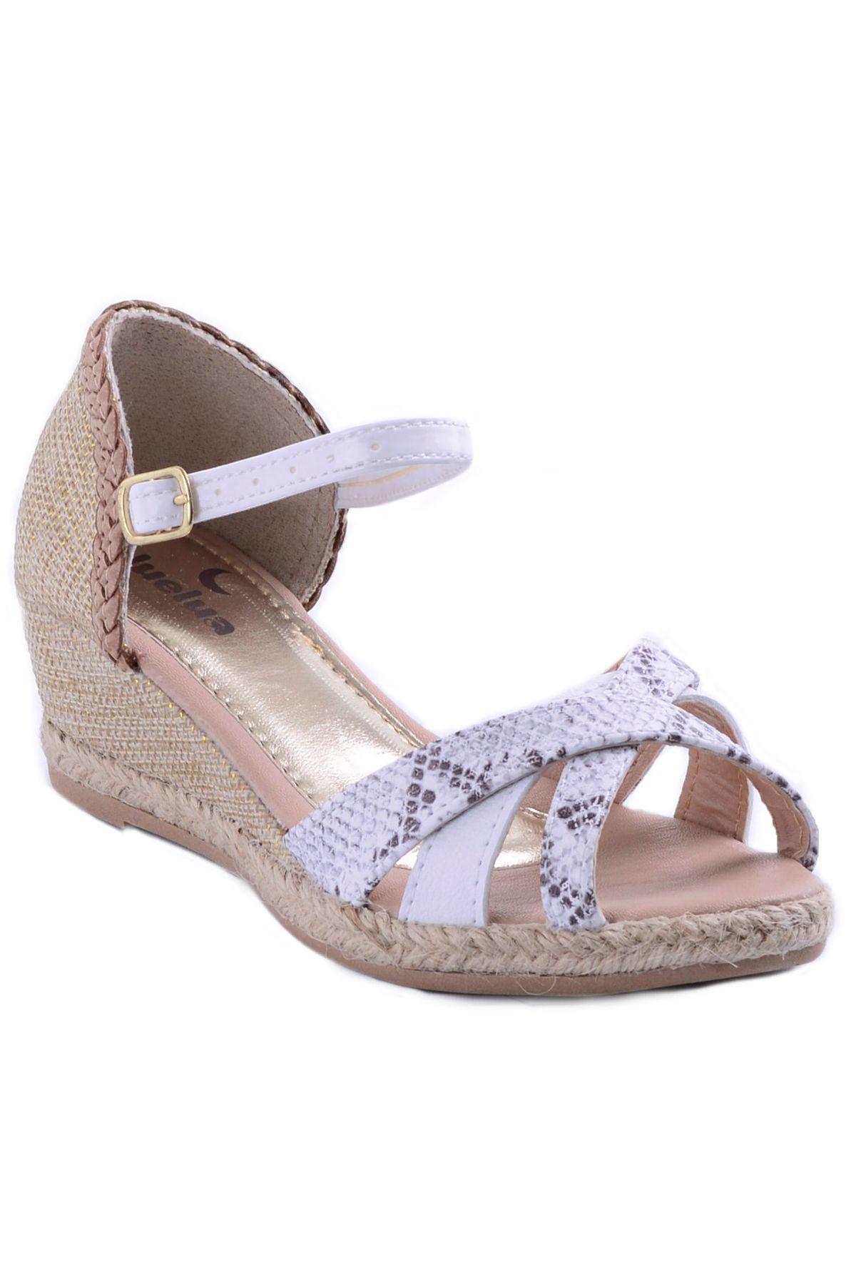 74ca1f763d Sandália Anabela Luelua Lorenza | Mundial Calçados - Mundial Calçados