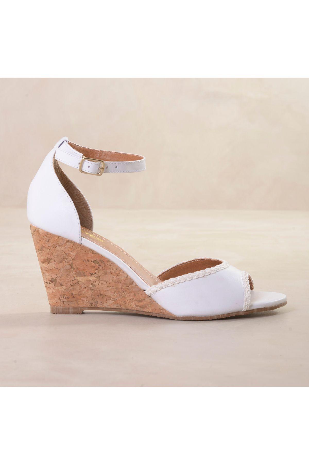 b386425463983 Sandália Anabela Costes Merch   Mundial Calçados - Mundial Calçados