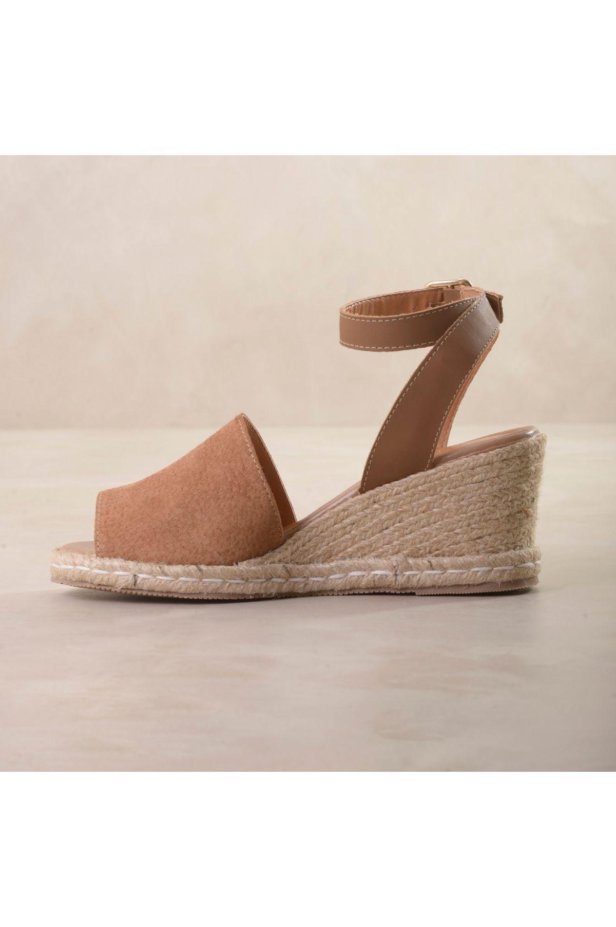 803da3cc1 Sandália Anabela Vernon Tilda   Mundial Calçados - Mundial Calçados