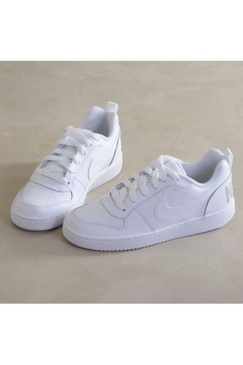 c8b4d6c89b Tênis Infantil Infantil Tênis Nike Court Borough Low Mundial Calçados 95d305