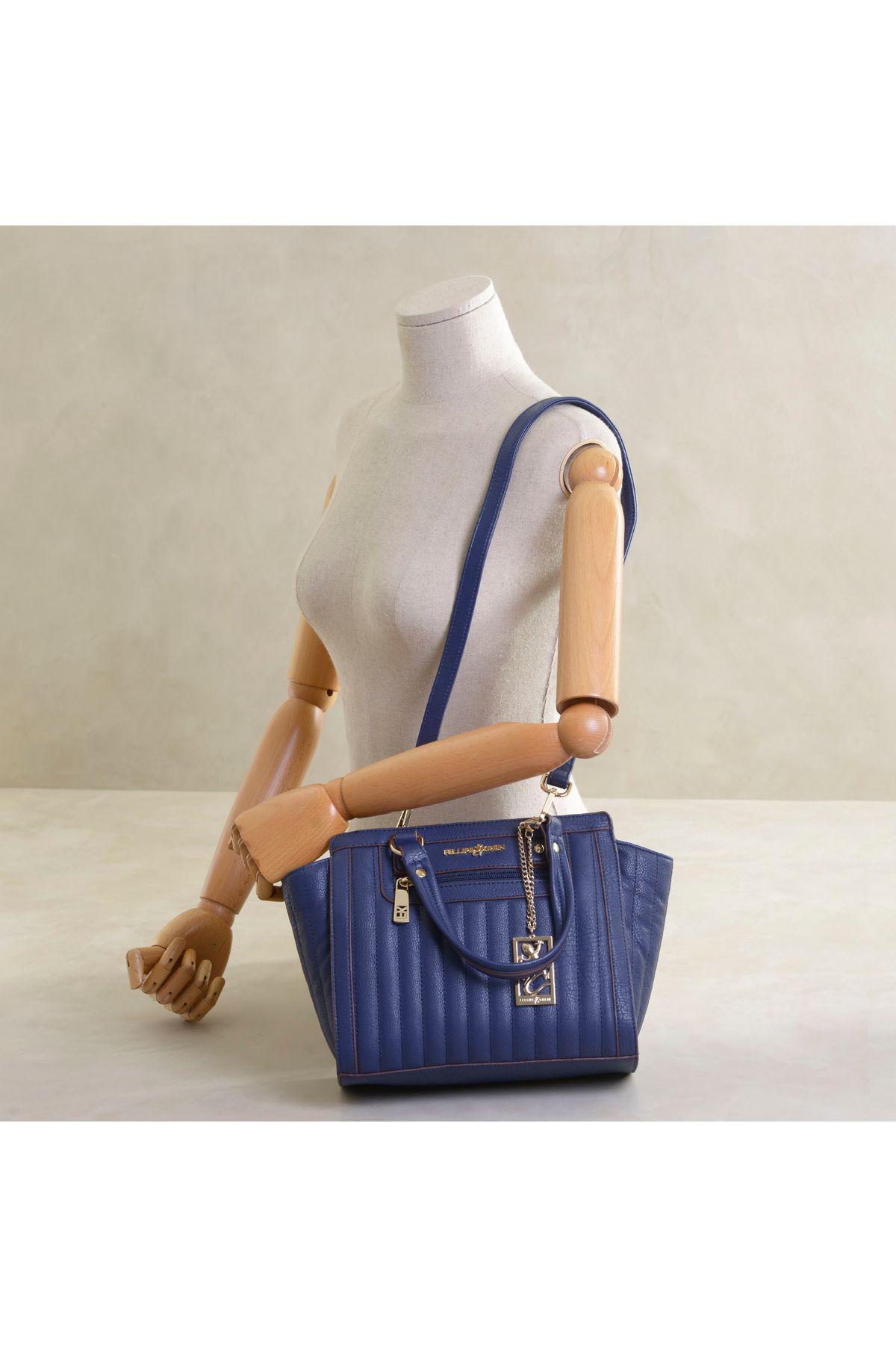 7e423b268 Bolsa Feminina Fellipe Krein Kenzie   Mundial Calçados - Mundial ...