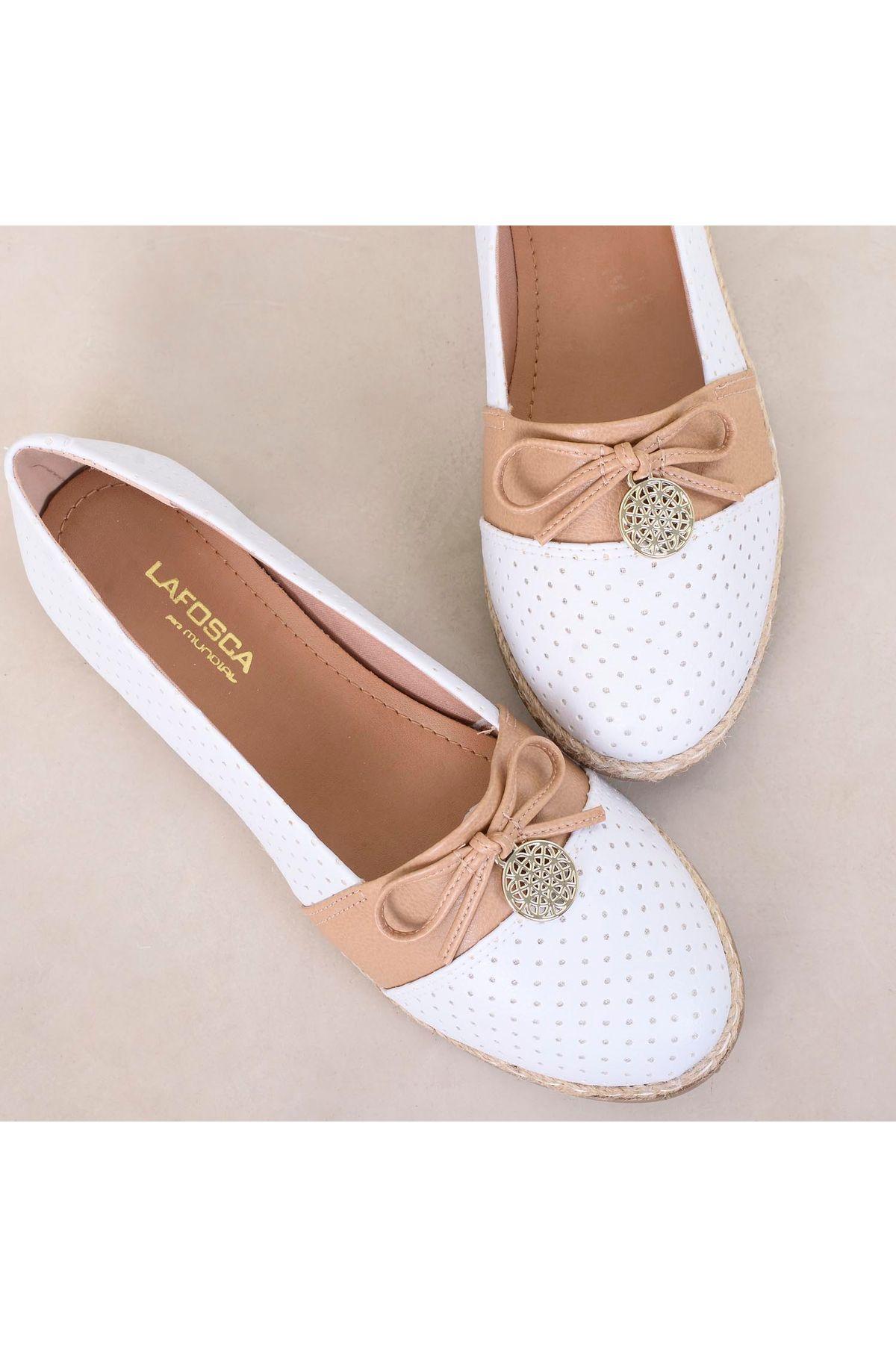 7f4367362 Sapatilha Feminina Lafosca Anielly | Mundial Calçados - Mundial Calçados