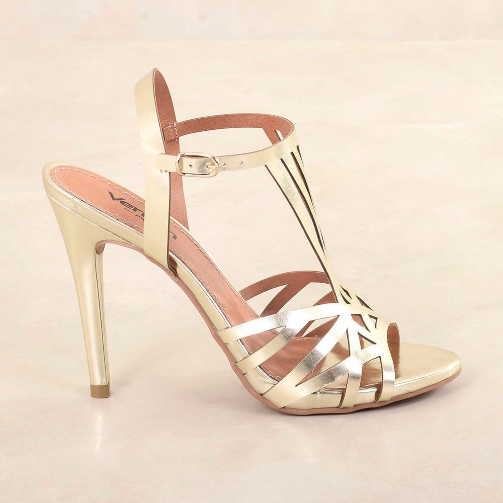 Sandália Salto Alto Vernon Shayane | Mundial Calçados ...
