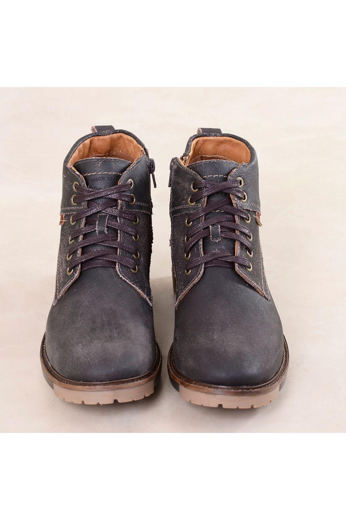4ba6c748f Bota Masculina Sollu Logan | Mundial Calçados - Mundial Calçados