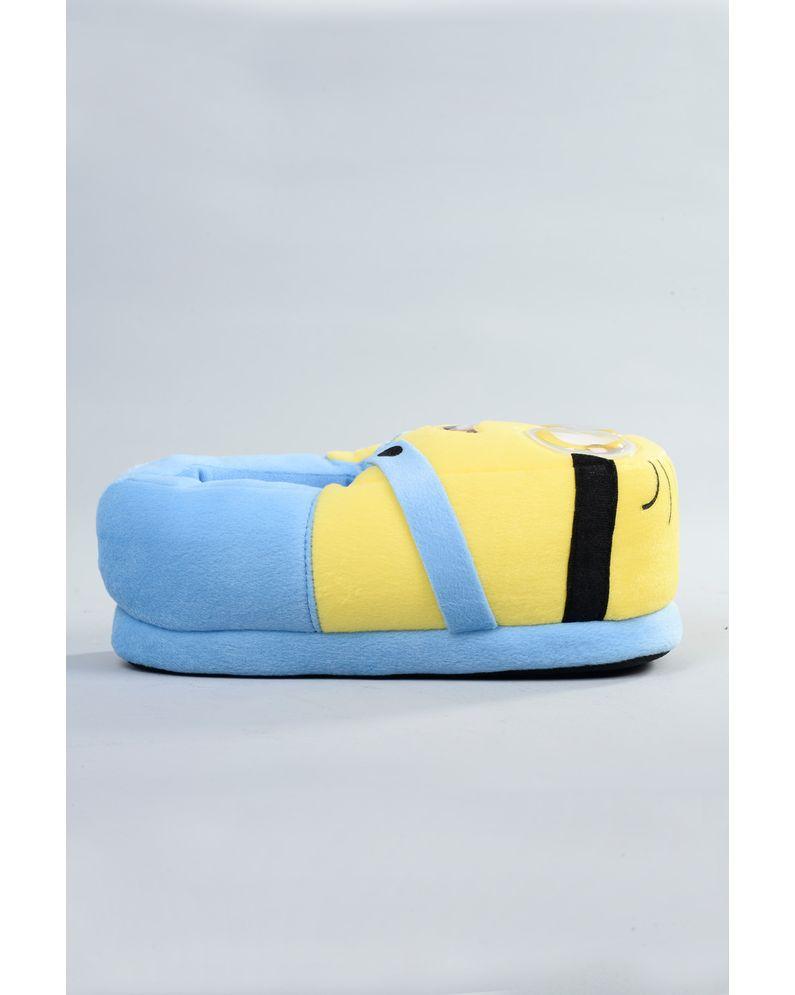 fc31ab89a562ea Pantufa Minions Mundial   Mundial Calçados - Mundial Calçados