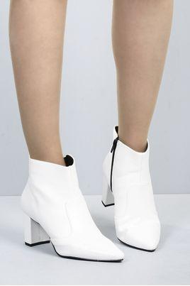 8fcd57e26 Femininos - Botas All White – Mundial Calçados