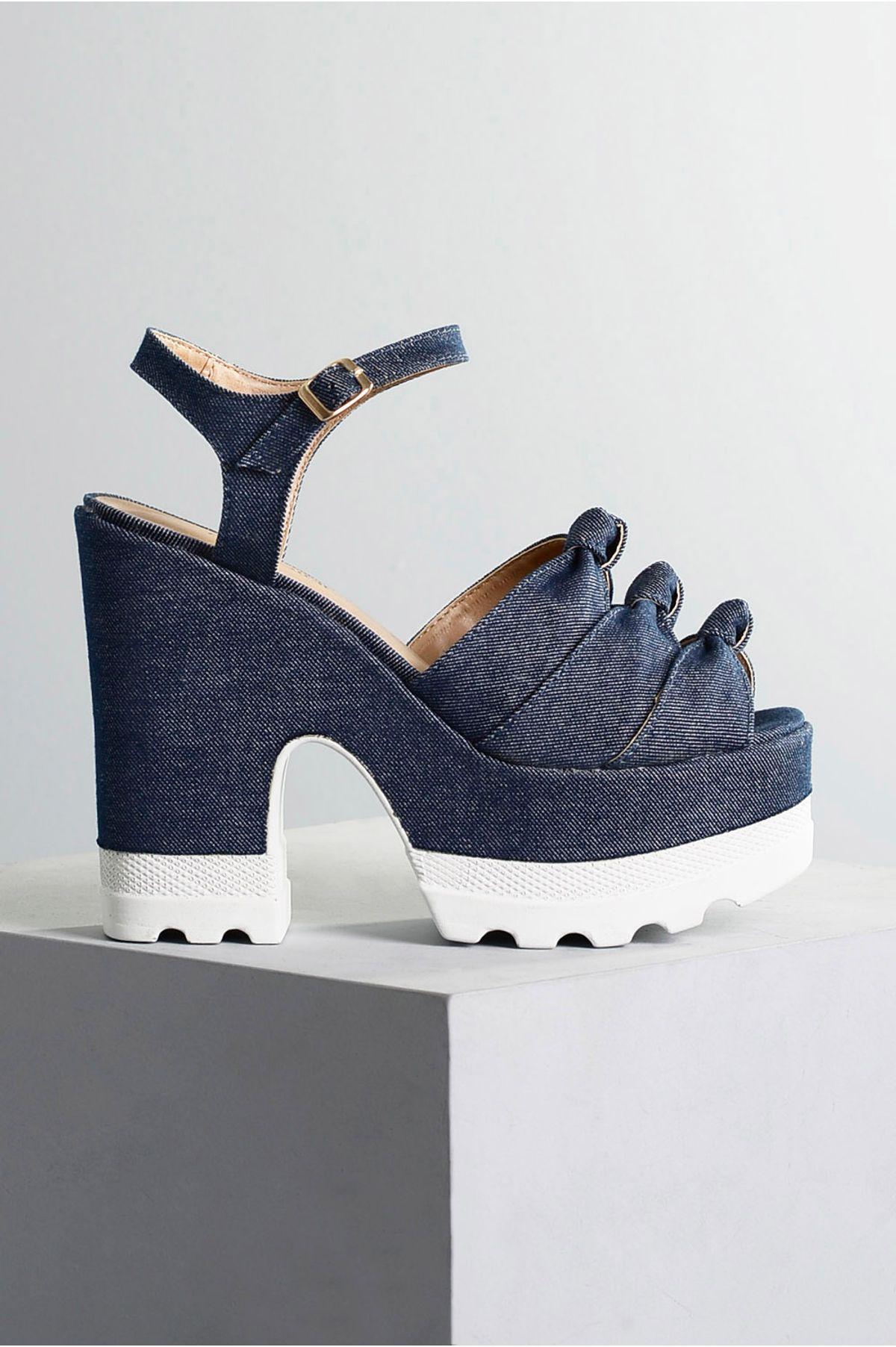 393fcc924 Sandália Feminina Salto Alto Bondy Mundial | Mundial Calçados ...