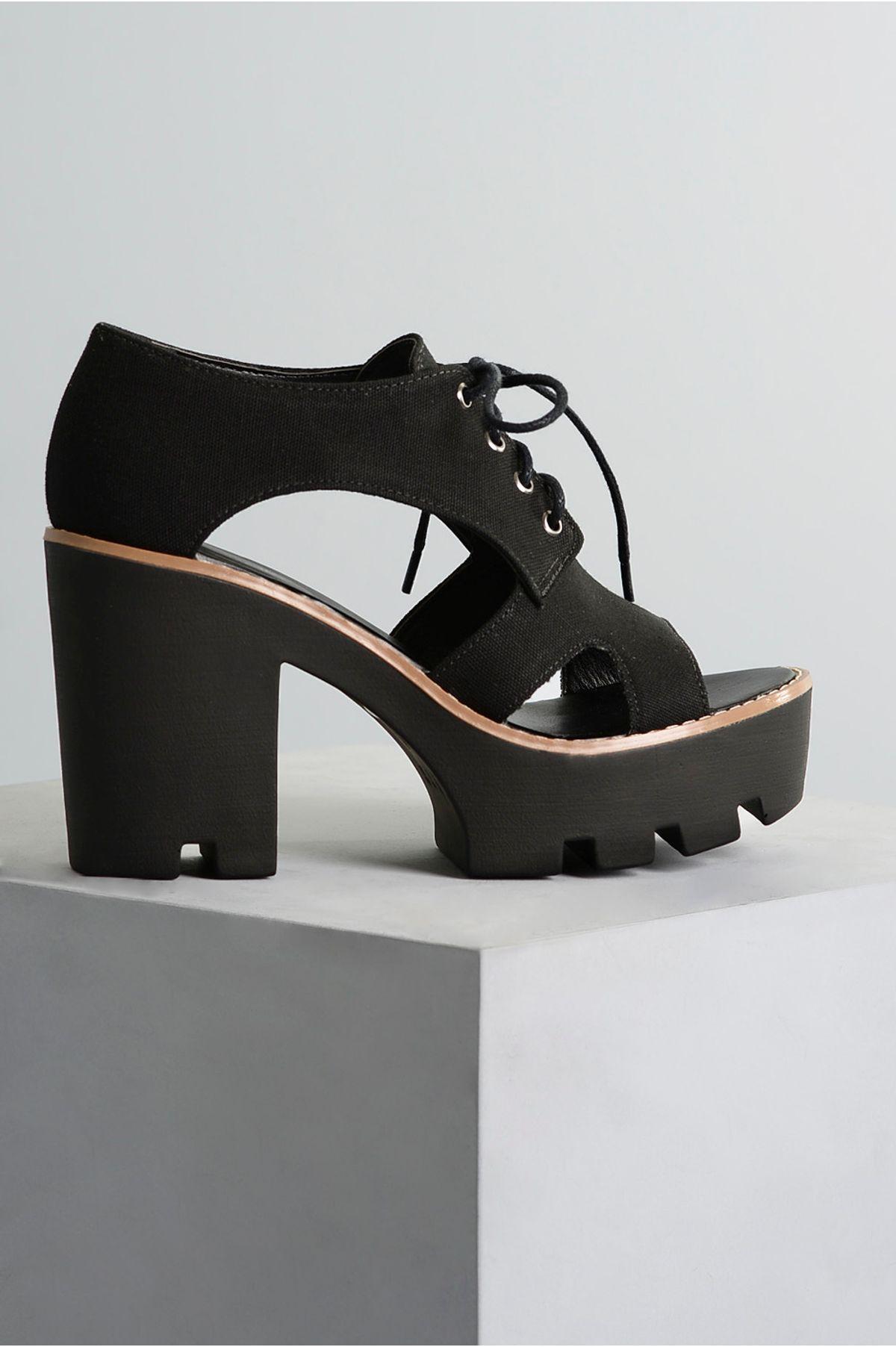 7f2b5df85 Sandália Feminina Tratorada Laiany Mundial | Mundial Calçados ...