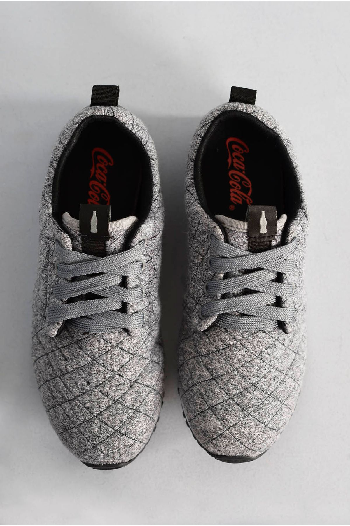 17041d472f Tênis Coca Cola Sense CINZA - Mundial Calçados