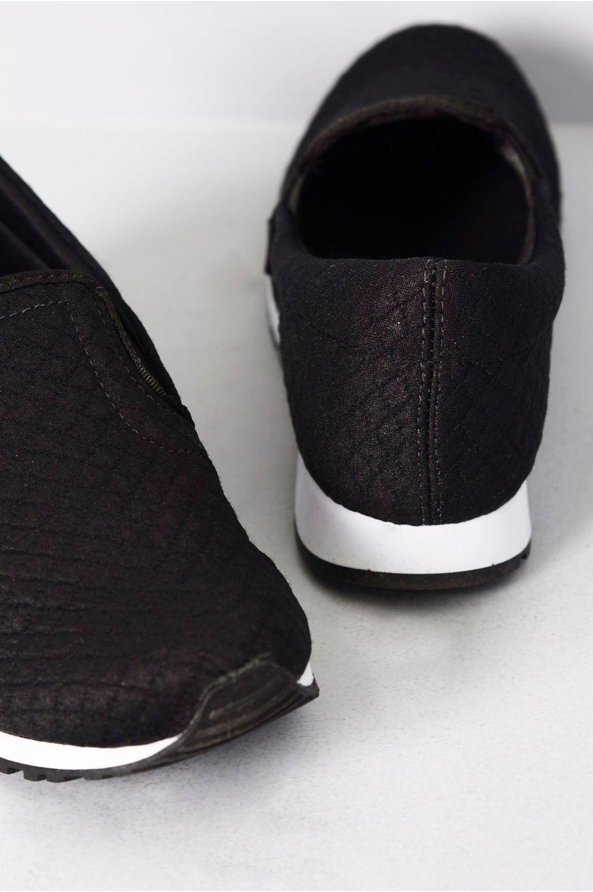 c55c32802e Tênis Coca Cola Sense Slip PRETO - Mundial Calçados