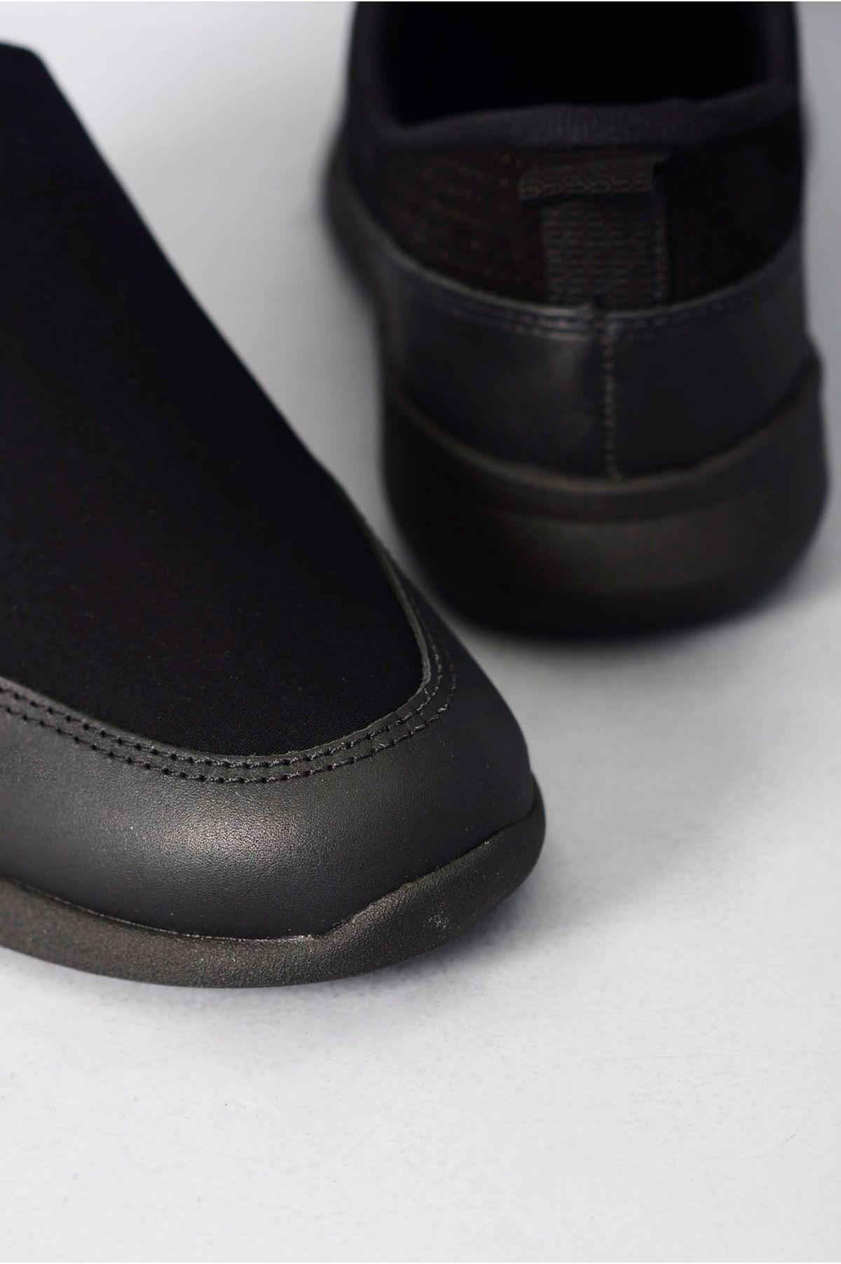 6b8bf3138 Sapatênis Masculino Usaflex Foulard PRETO - Mundial Calçados