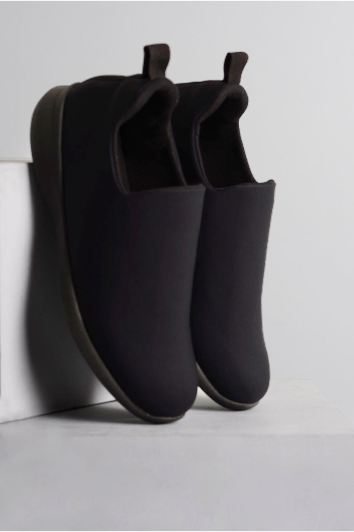 47439ac39 Sapatênis Masculino Lycra Usaflex PRETO - Mundial Calçados