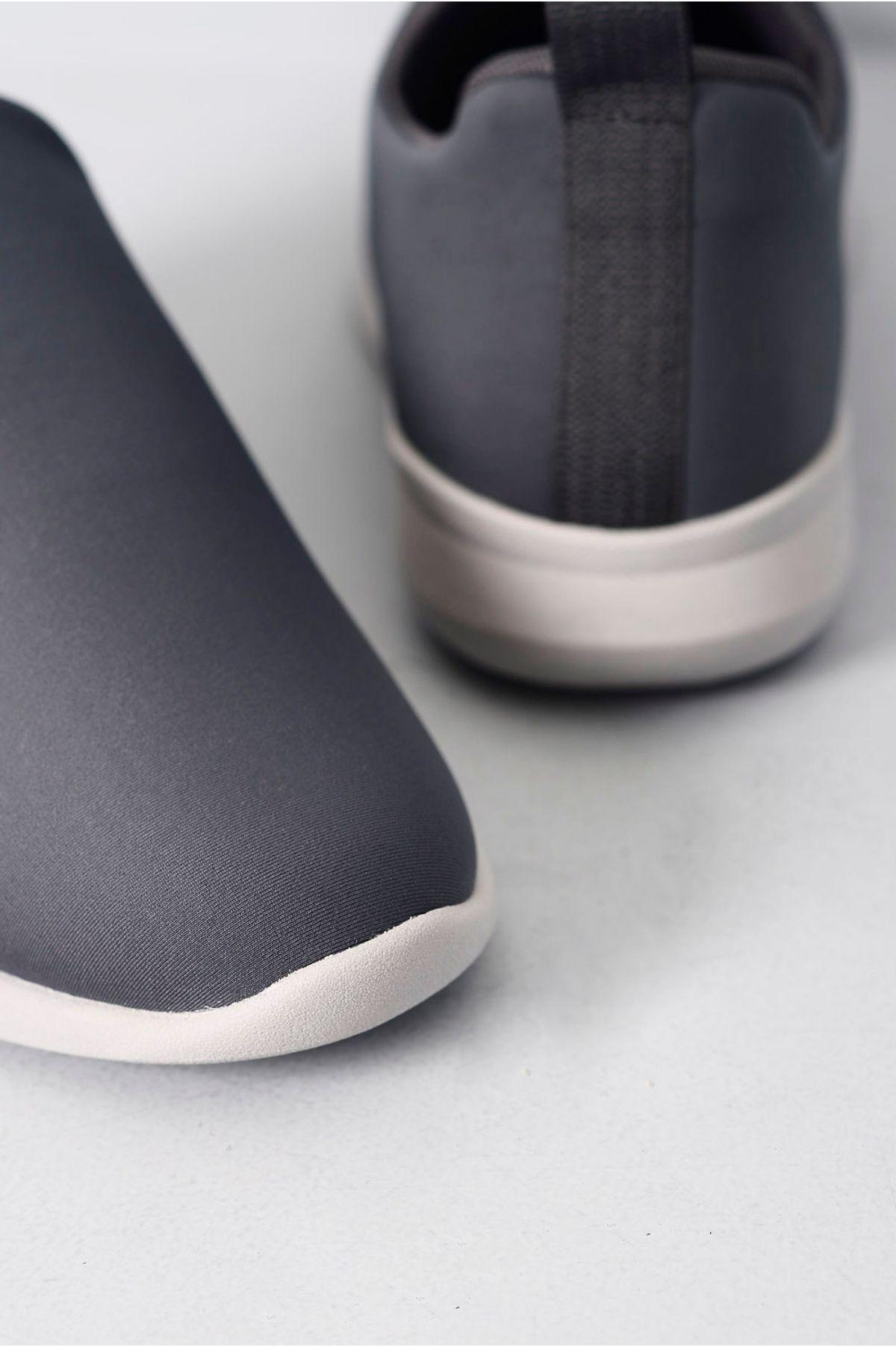 0decb0415 Sapatênis Masculino Lycra Usaflex CINZA - Mundial Calçados