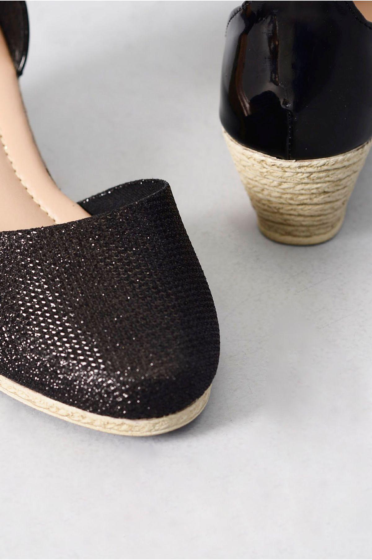 ad991caf0c4 Espadrille Infantil Mundial Eliza VERNIZ PRETO - Mundial Calçados