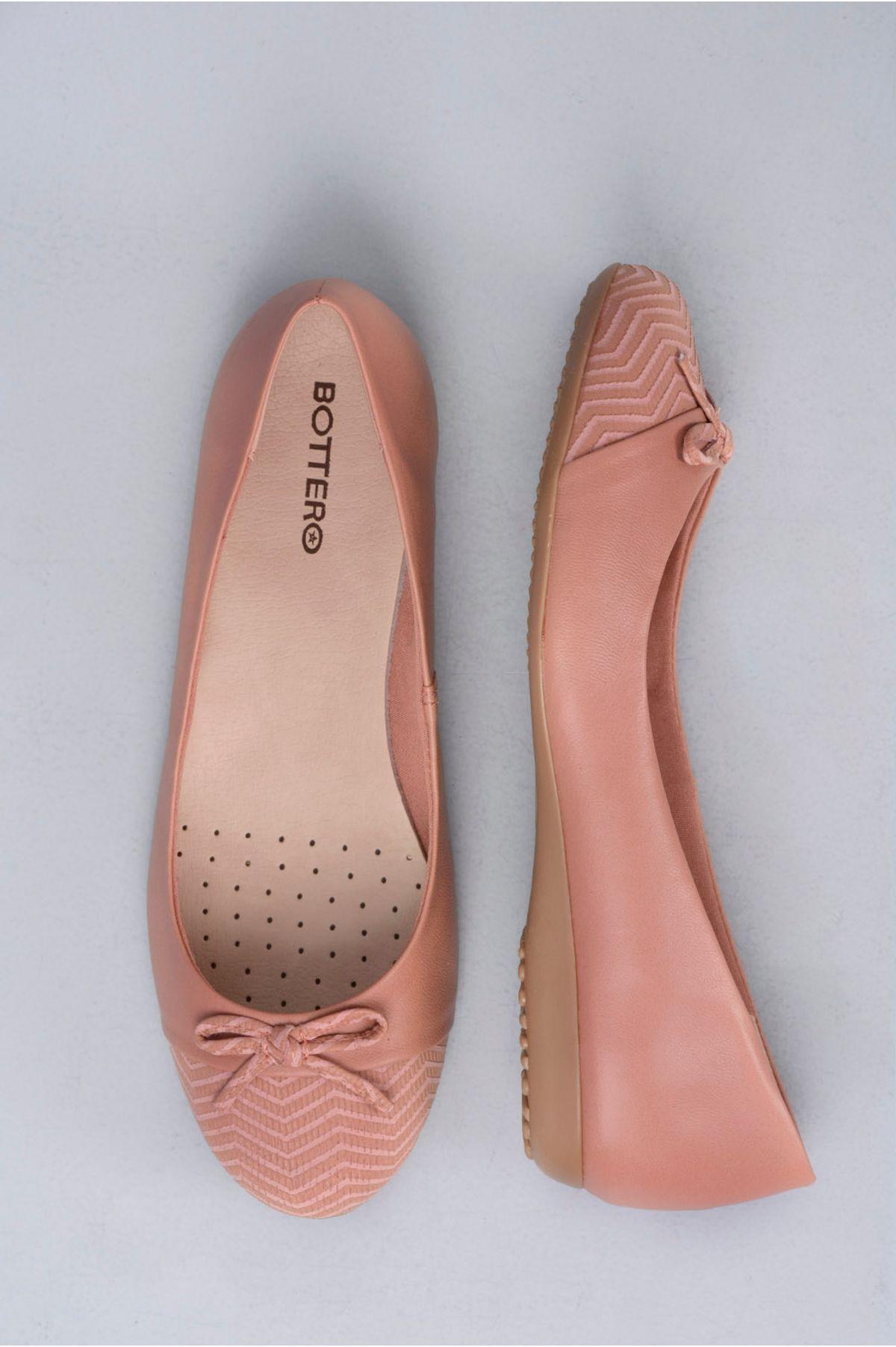 76cadc2e3a Sapatilha Feminina Caryn Bottero CR - ROSA - Mundial Calçados