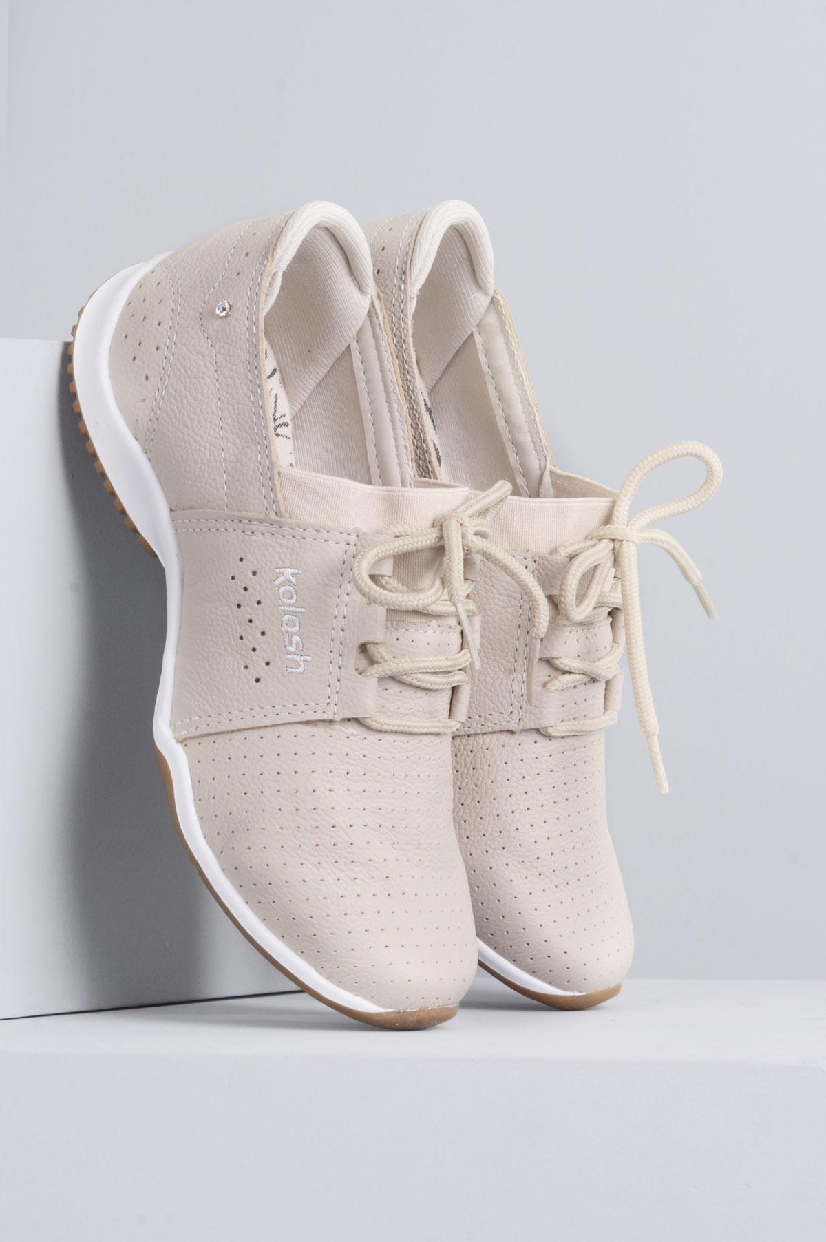 0960844bd88 Tênis Feminino Hades Kolosh CR - OFF WHITE - Mundial Calçados