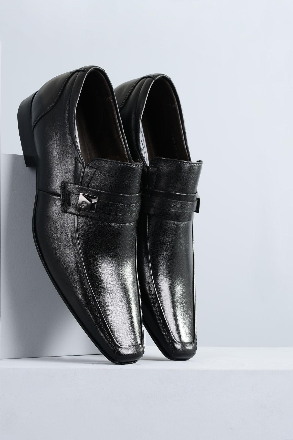 0292d477e Sapato Masculino Jota Pe Berlin CR-PRETO - Mundial Calçados