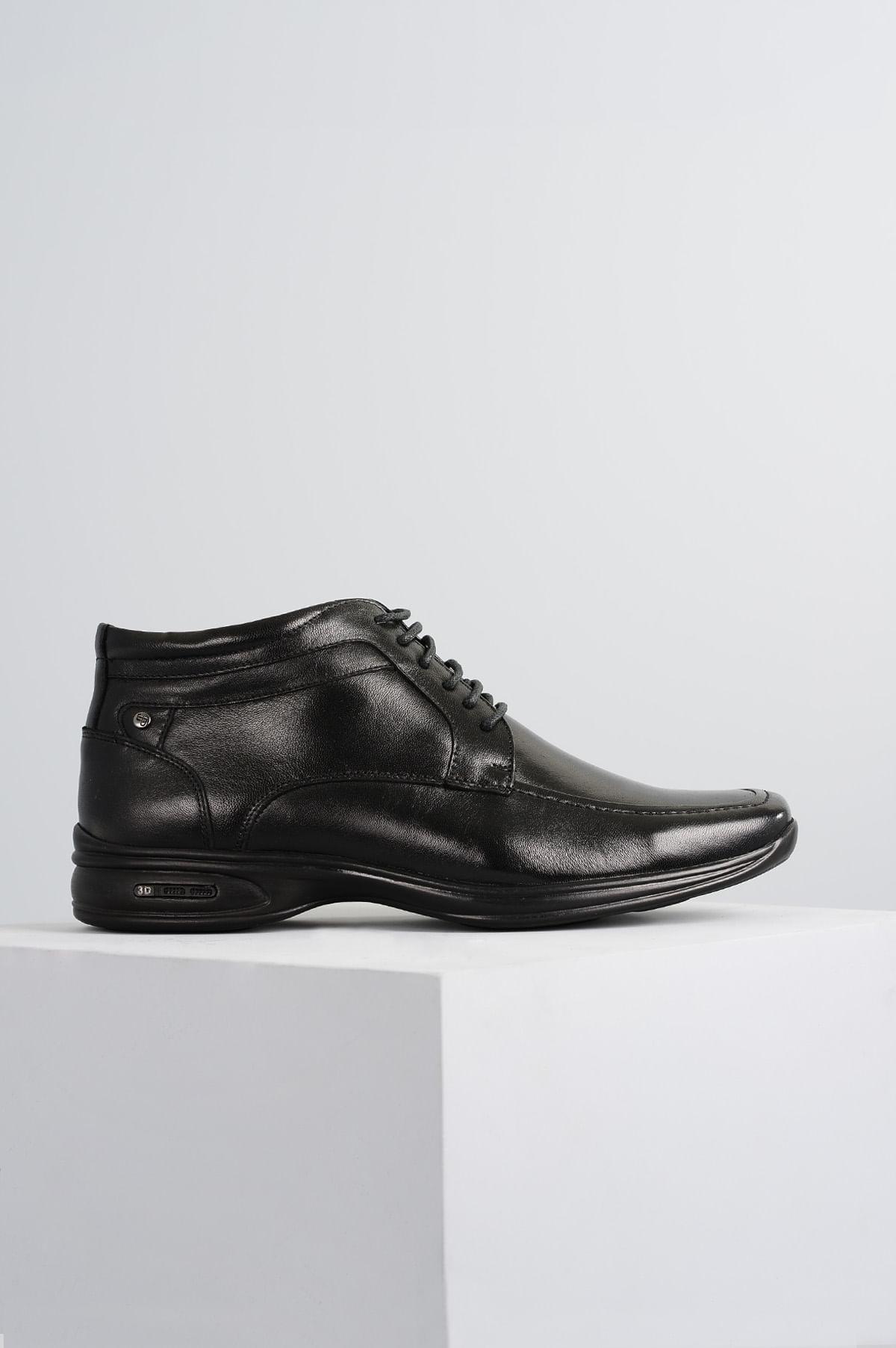 30163c90fb8ca Bota Masculina Jota Pe 3D Discovery CR-PRETO - Mundial Calçados