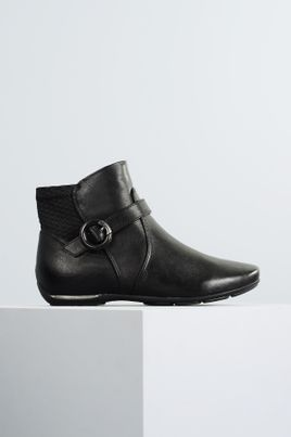 1_Ankle_Boot_Flat_Carmine_Comfort_Flex_DIVERSOS_PRETO