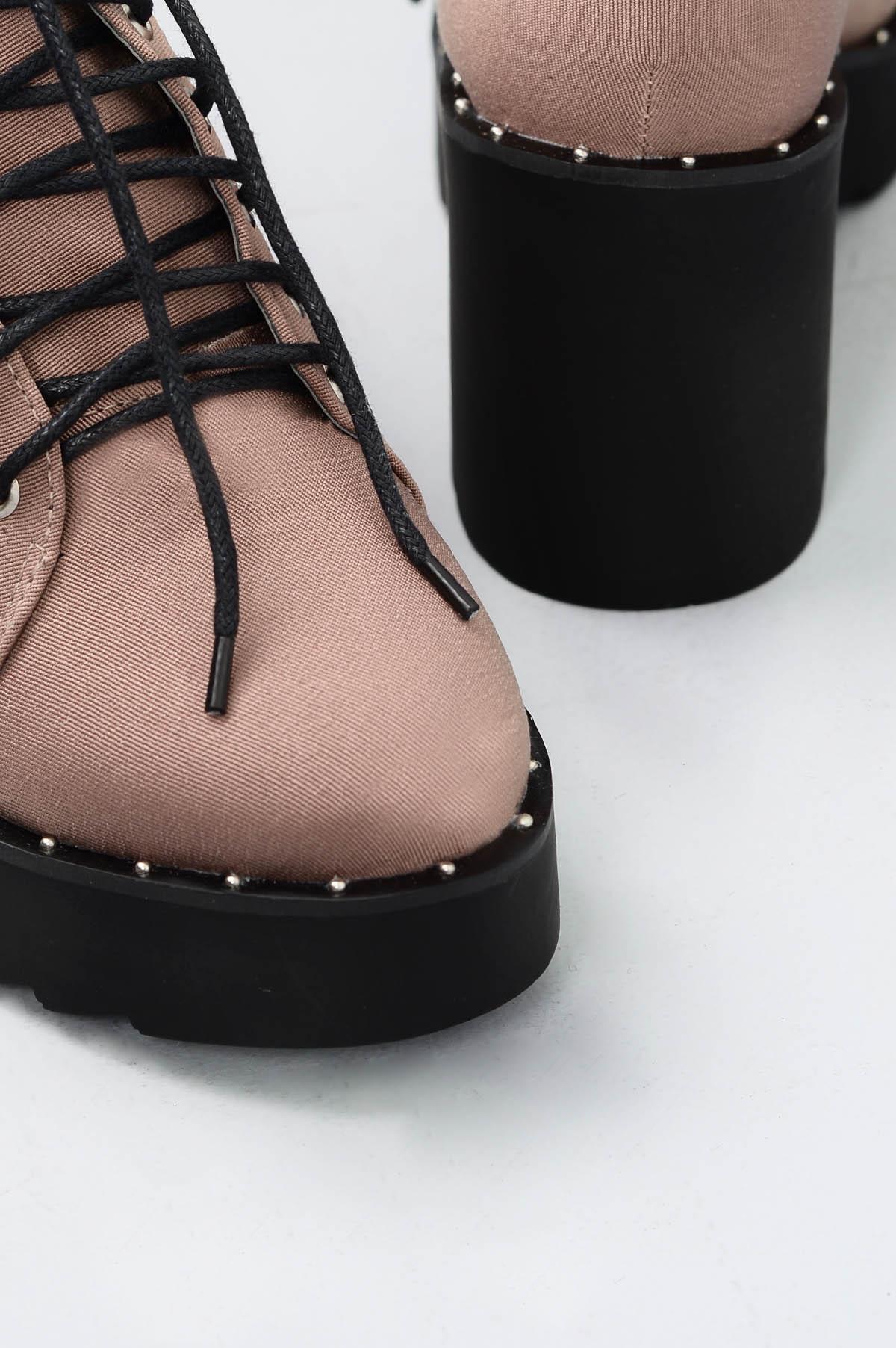 8ce1ca3472 Bota Coturno Valery Mundial TEC - CINZA - Mundial Calçados