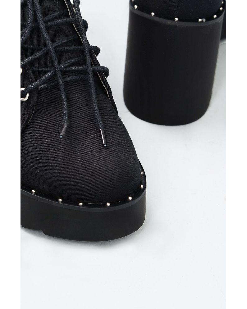 d8dddfbeec Bota Coturno Valery Mundial TEC - PRETO - Mundial Calçados