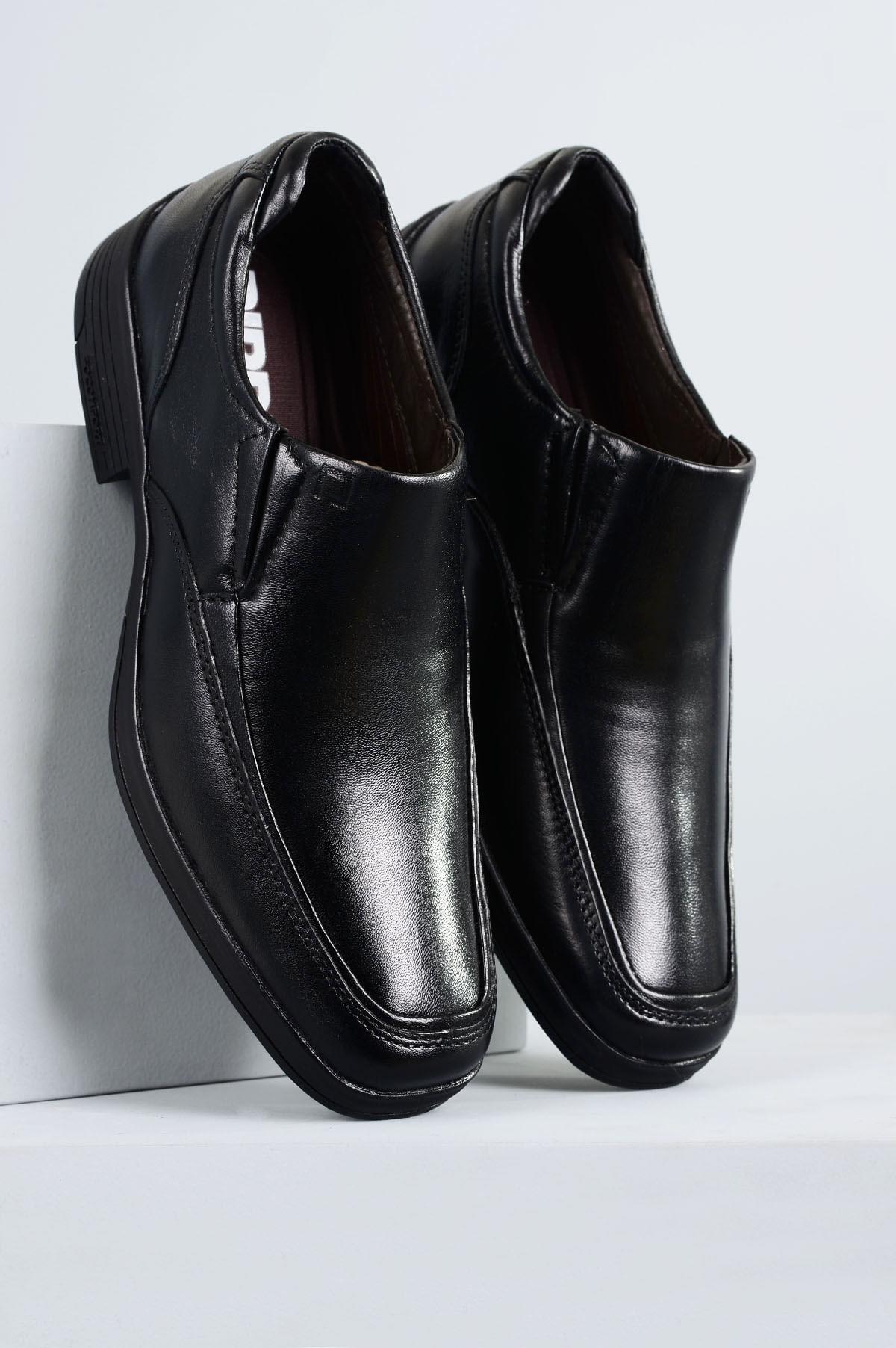 696484fa4c1 Sapato Masculino Pipper Luis CR-PRETO - Mundial Calçados