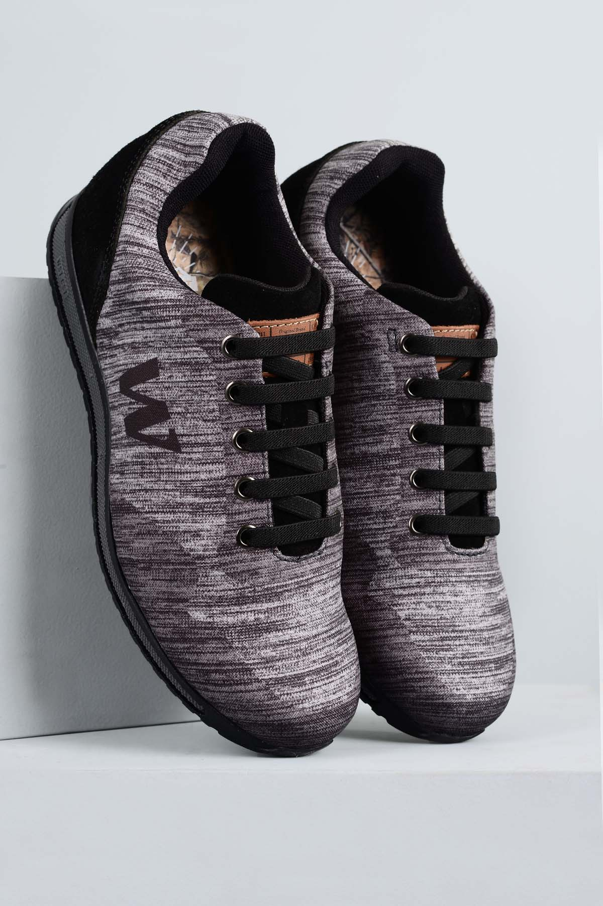 74b4267bc005b Sapatênis West Coast Joplin SINT - PRETO - Mundial Calçados