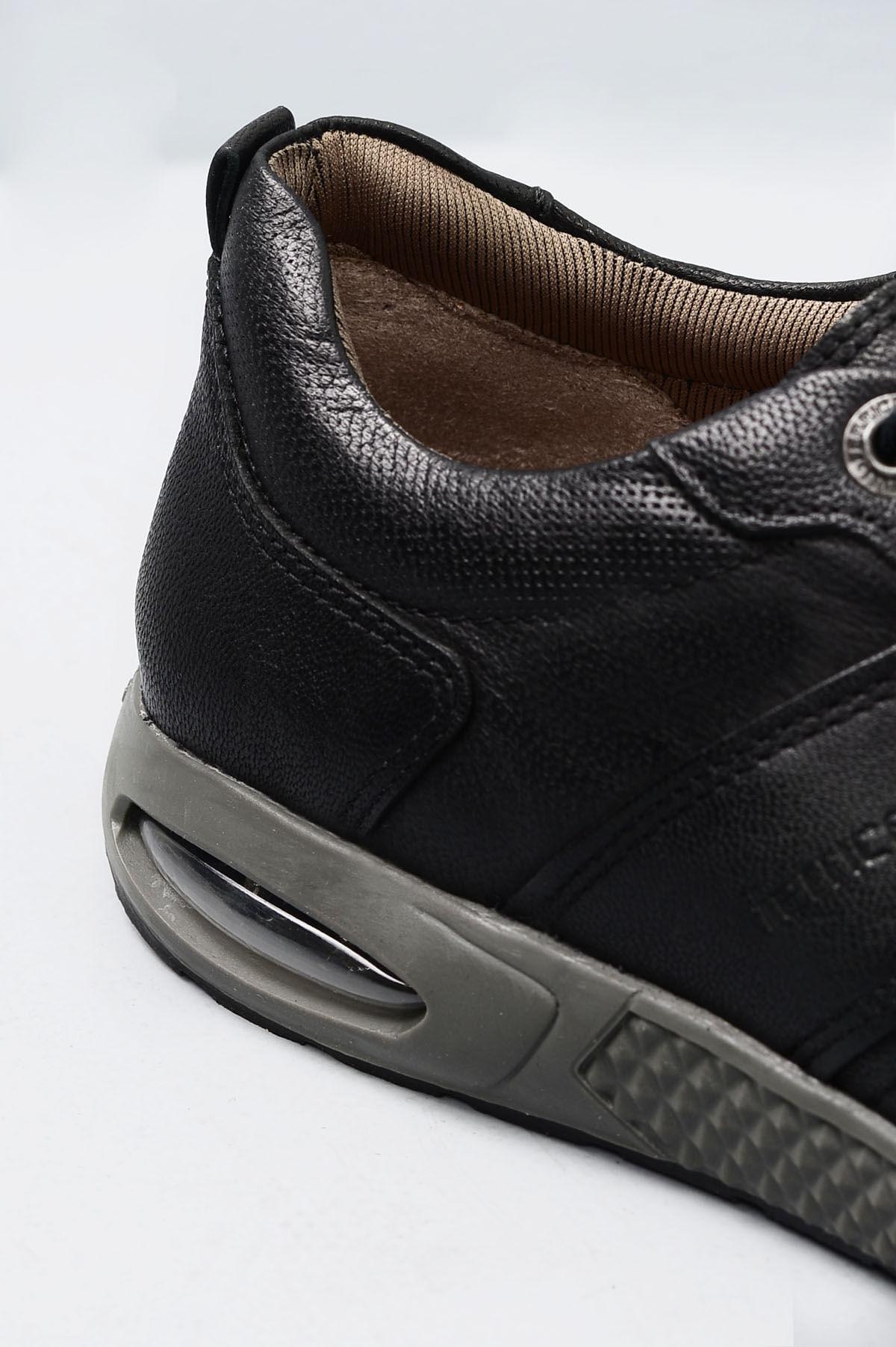 52ade157003f0 Sapatênis Masculino Ferricelli Diego CR-PRETO - Mundial Calçados