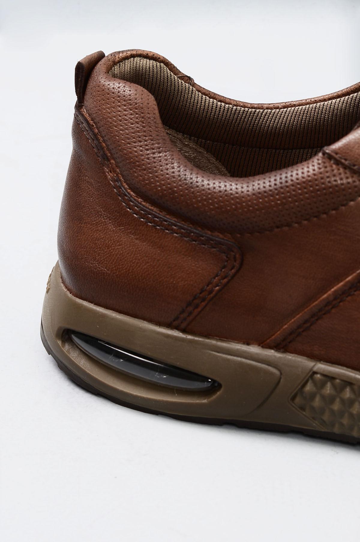 731b784a81933 Sapatênis Masculino Ferricelli Diego CR-CAPPUCCINO - Mundial Calçados