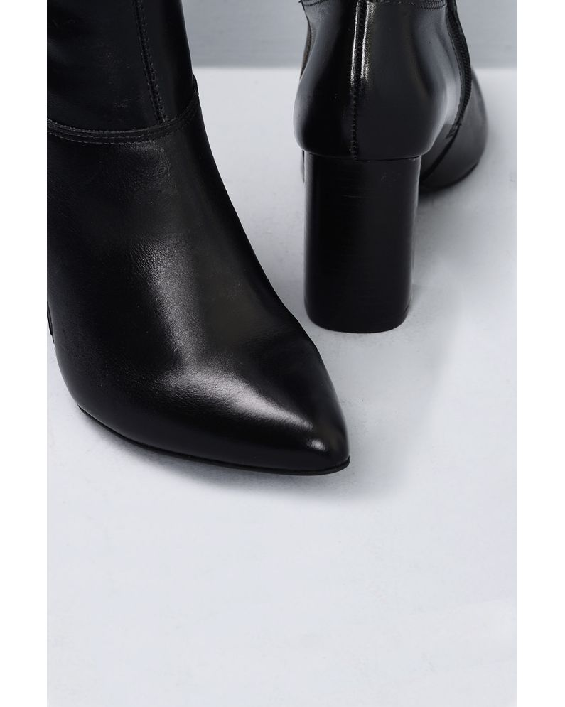 Bota Feminina Cano Longo Shazy Mundial CR-PRETO - Mundial Calçados 1cb6c7cc07