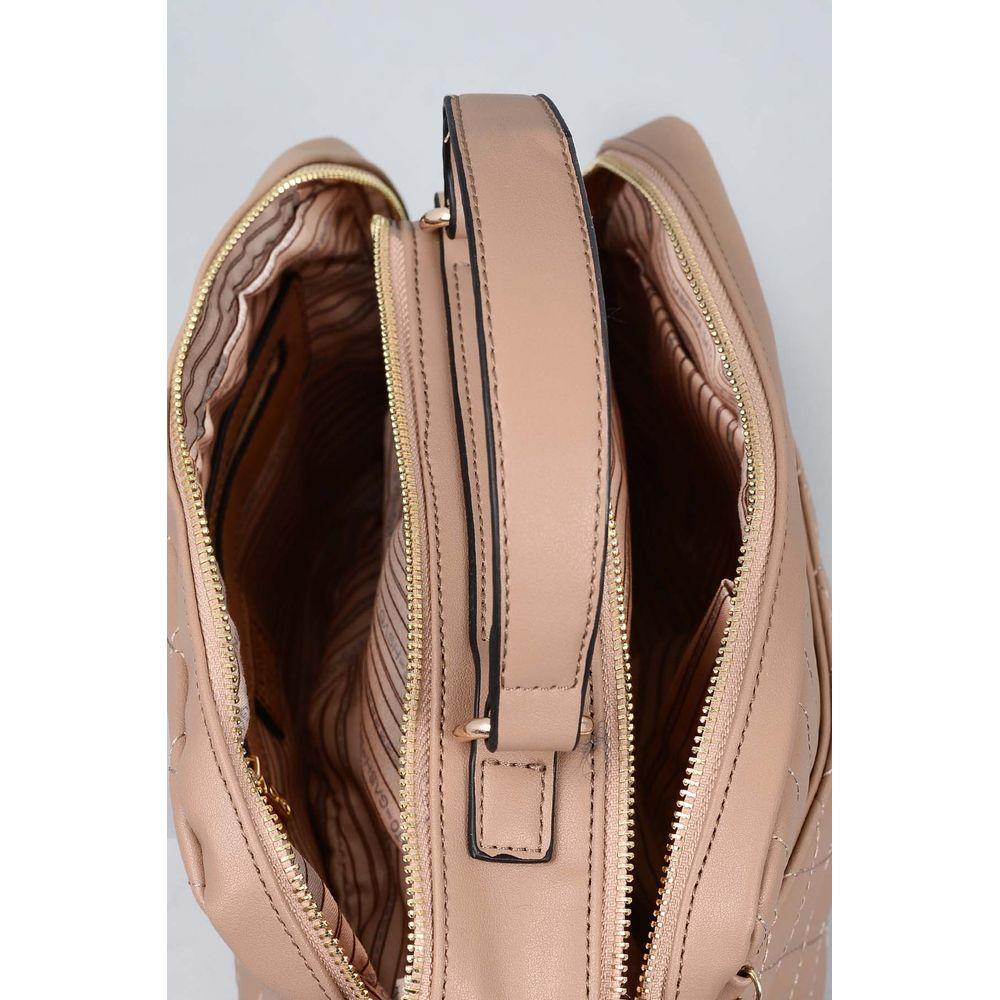Bolsa Feminina Gash Mysha SINT - NUDE - Mundial Calçados