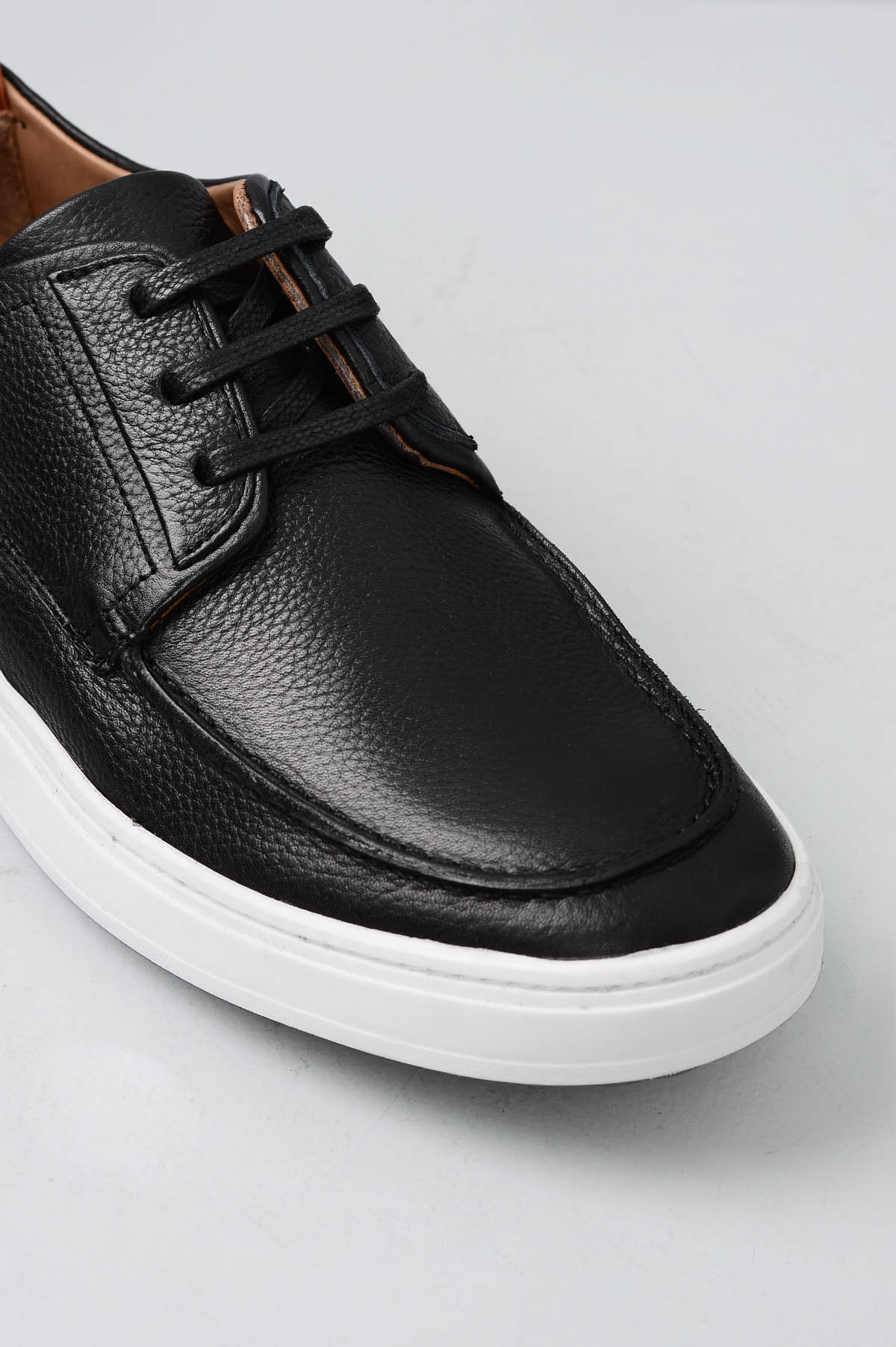 1c56400fcfff7 Sapatênis Masculino Renato Mundial CR-PRETO - Mundial Calçados