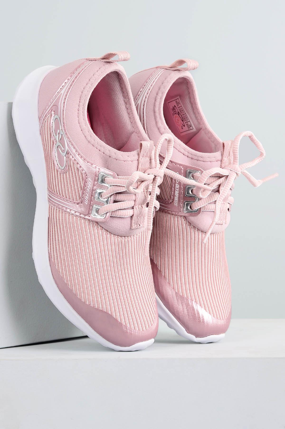 Tênis Feminino Olympikus Dream TEC - ROSA - Mundial Calçados a8276e3b8e