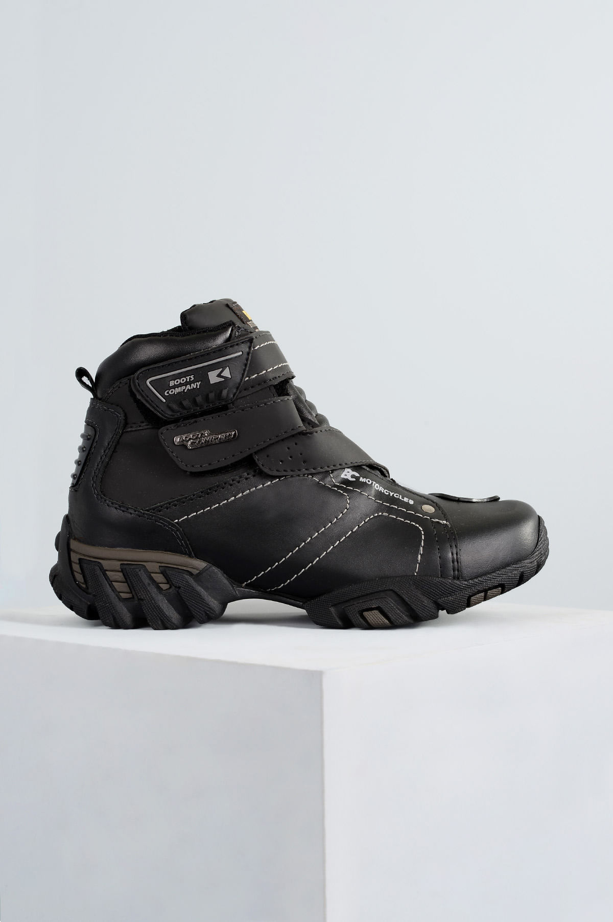 3ecd5dd70f4 Bota Masculina Boots Company Ducatys CR-PRETO - Mundial Calçados