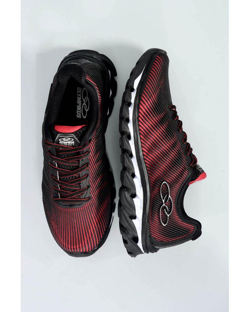 5310cf27336 Tênis Masculino Olympikus Perfect SINT - PRETO - Mundial Calçados