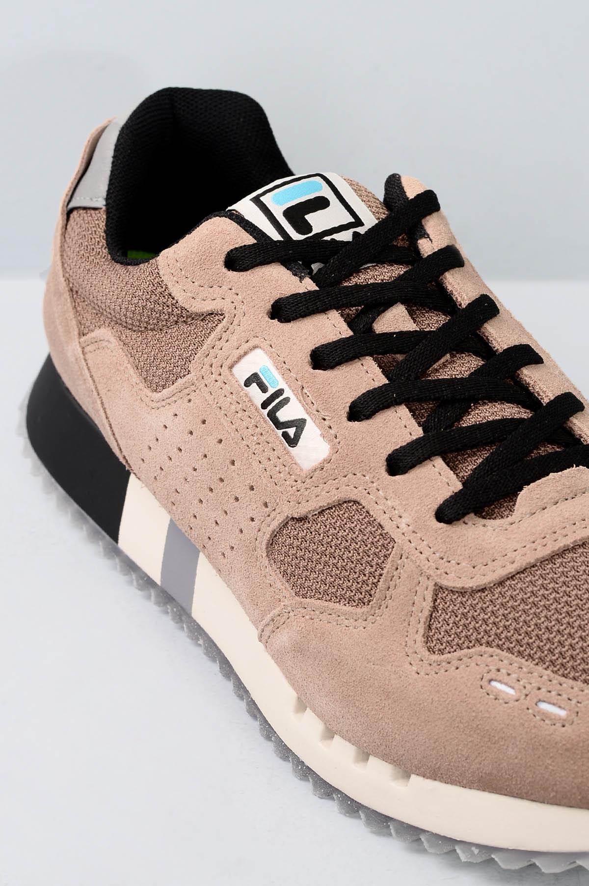 d5ff70946b8 Tênis Masculino Fila Classic 92 Ss CAM MARROM - Mundial Calçados