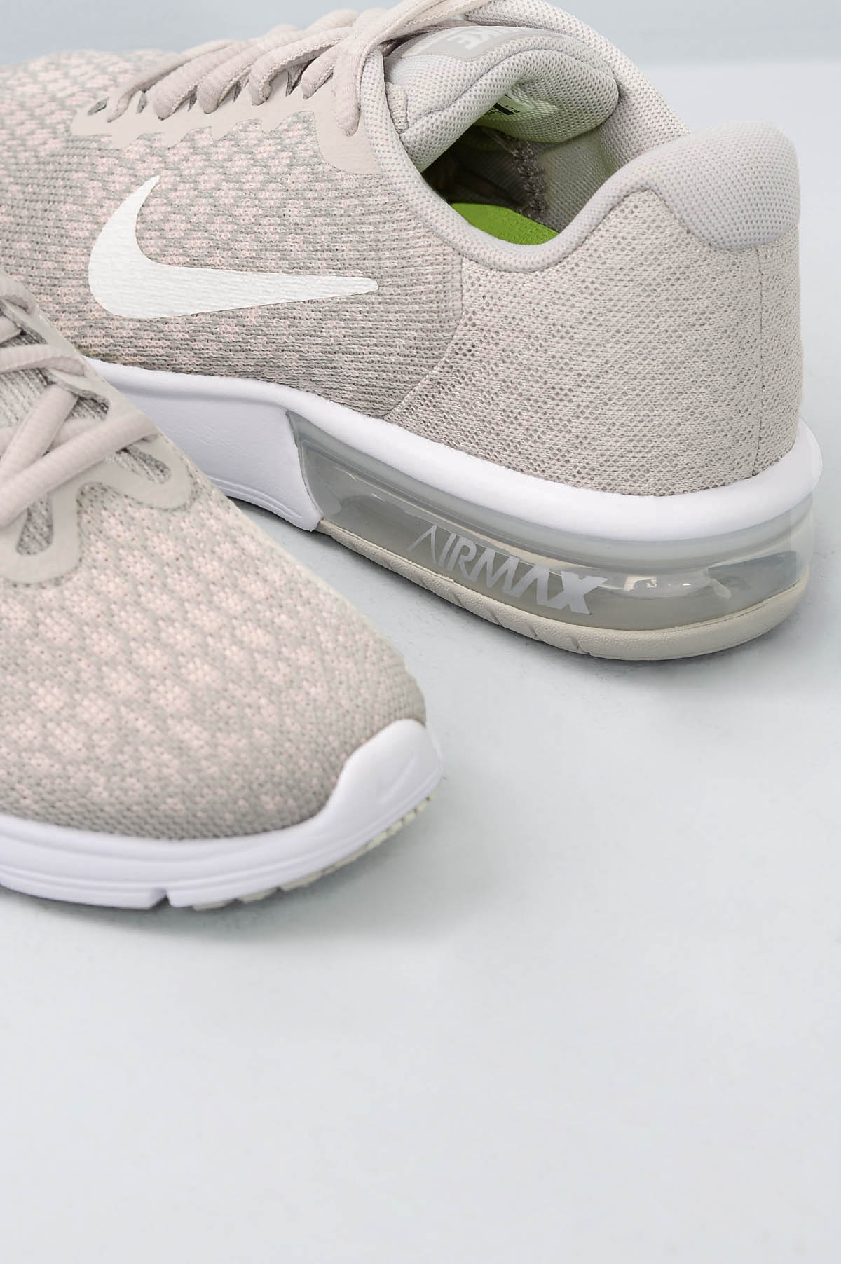 Tênis Feminino Nike Air Max Sequent 2 TEC - ROSA - Mundial Calçados 7a33a565f3ba6