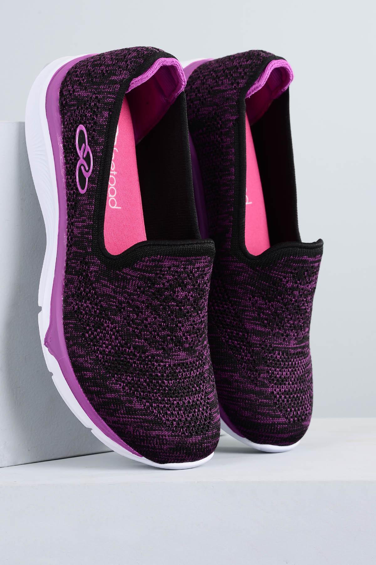 7b006ba573 Tênis Feminino Olympikus Princess TEC - PRETO - Mundial Calçados