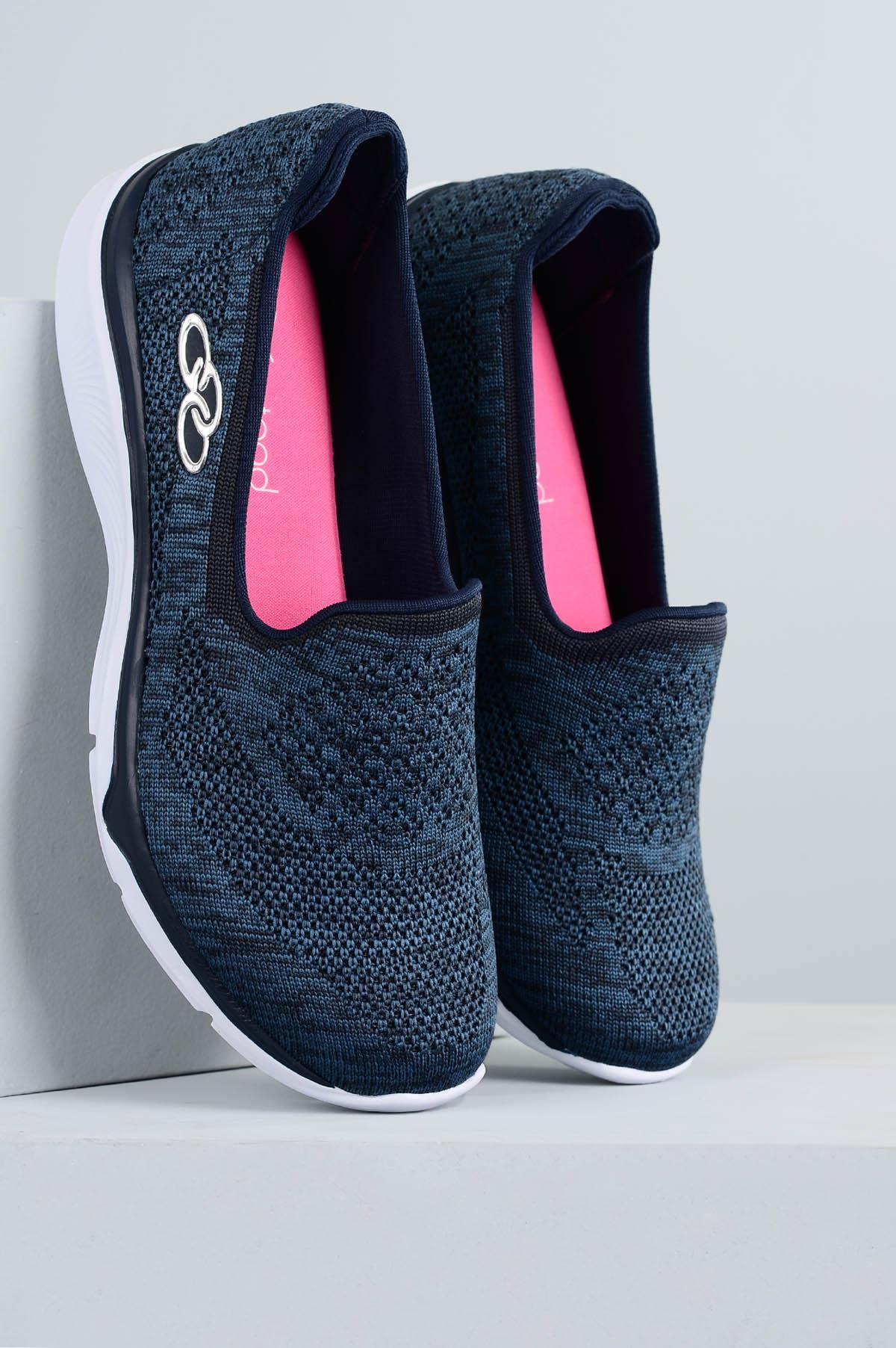eecf605b044 Tênis Feminino Olympikus Princess TEC - MARINHO - Mundial Calçados