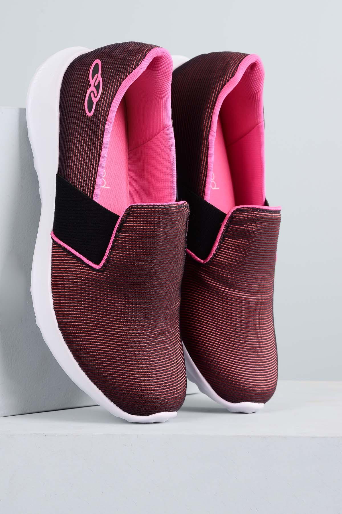 6e6d754efc4 Tênis Feminino Olympikus Love DIVERSOS - PINK - Mundial Calçados