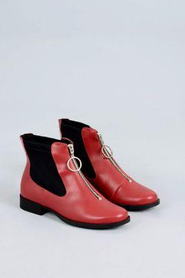 2_Ankle_Boot_Salto_Baixo_Mantz_Mundial_SINT_VERMELHO