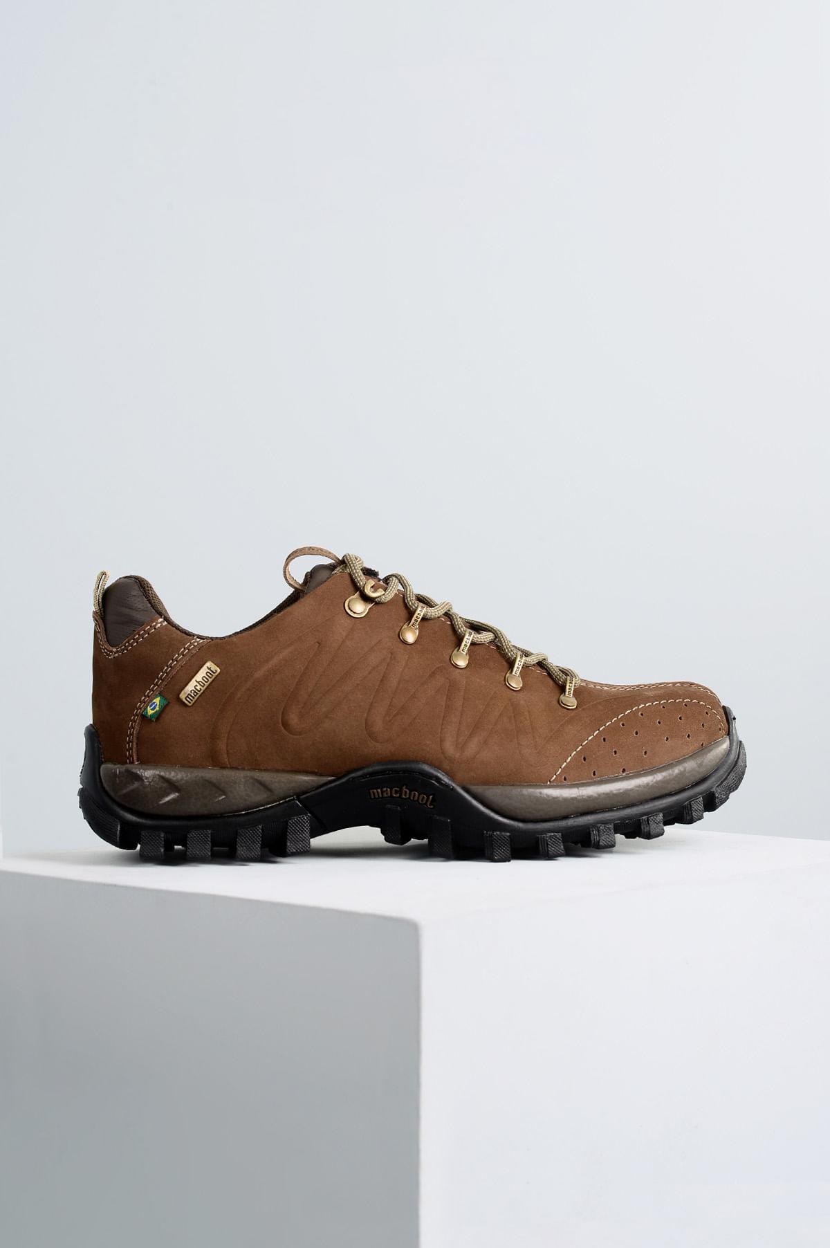 b0a1354658e291 Bota Masculina Mac Boot Trujilo CR-WHISK - Mundial Calçados