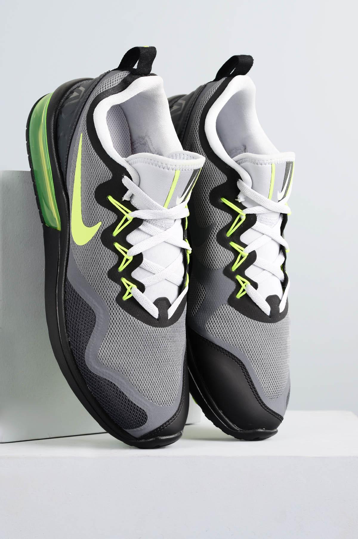 356f45103b Tênis Nike Air Max Fury TEC - CINZA - Mundial Calçados