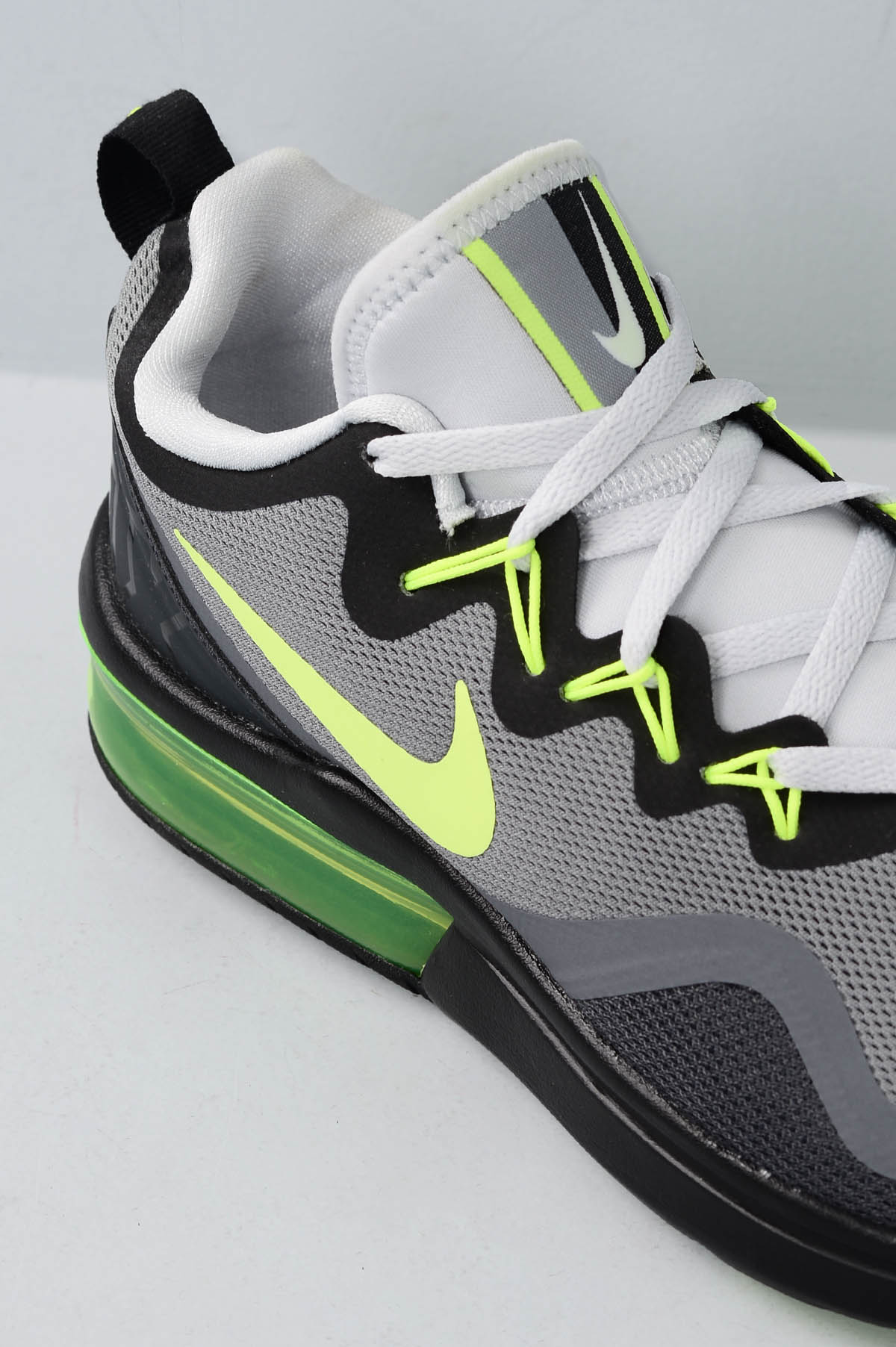 4582e693900 Tênis Nike Air Max Fury TEC - CINZA - Mundial Calçados
