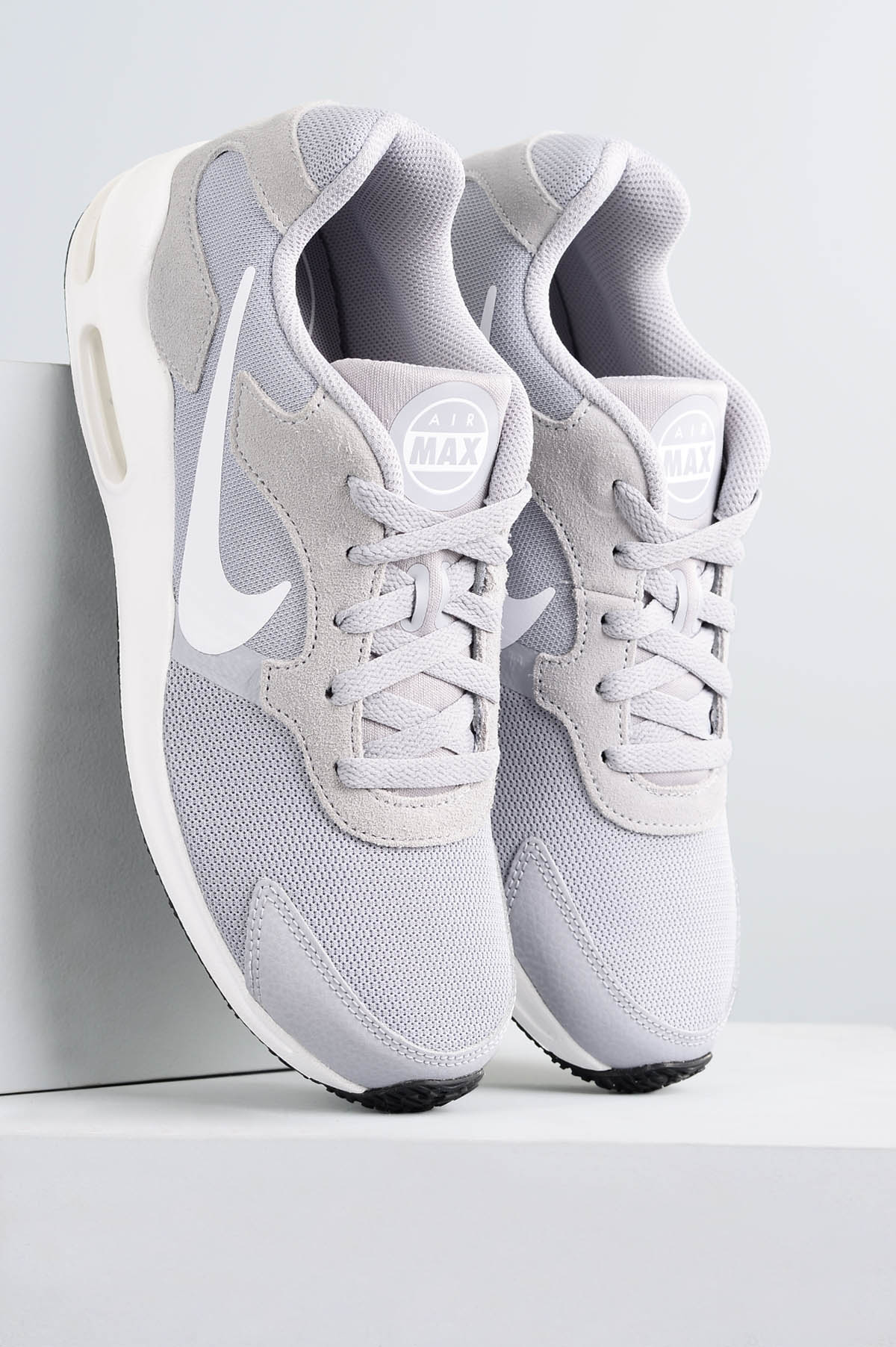 Tênis Masculino Nike Air Guile SINT - CINZA - Mundial Calçados 1bd004bfec4dc