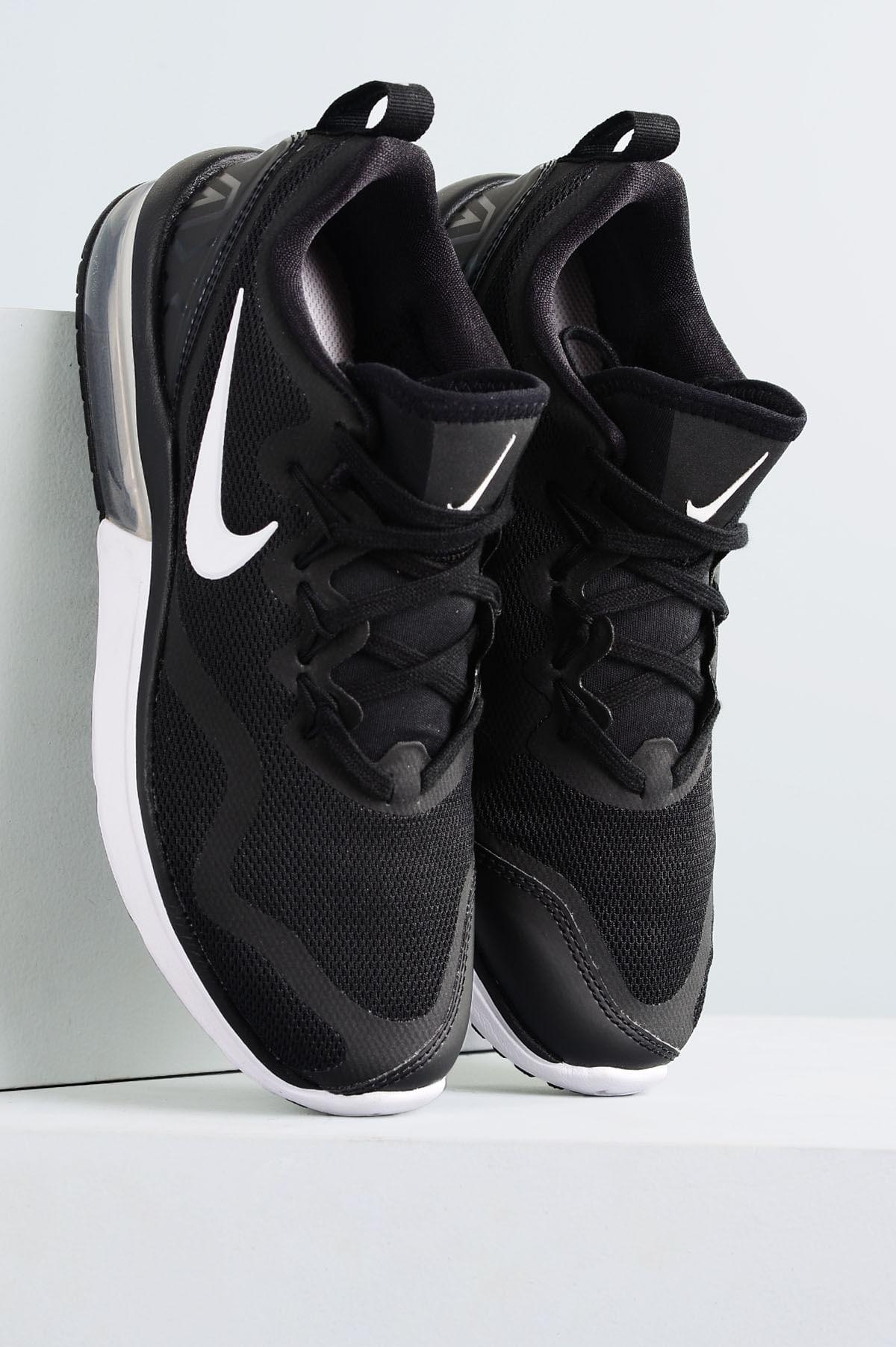3442d349712ad Tênis Feminino Nike Air Max Fury TEC - PRETO - Mundial Calçados