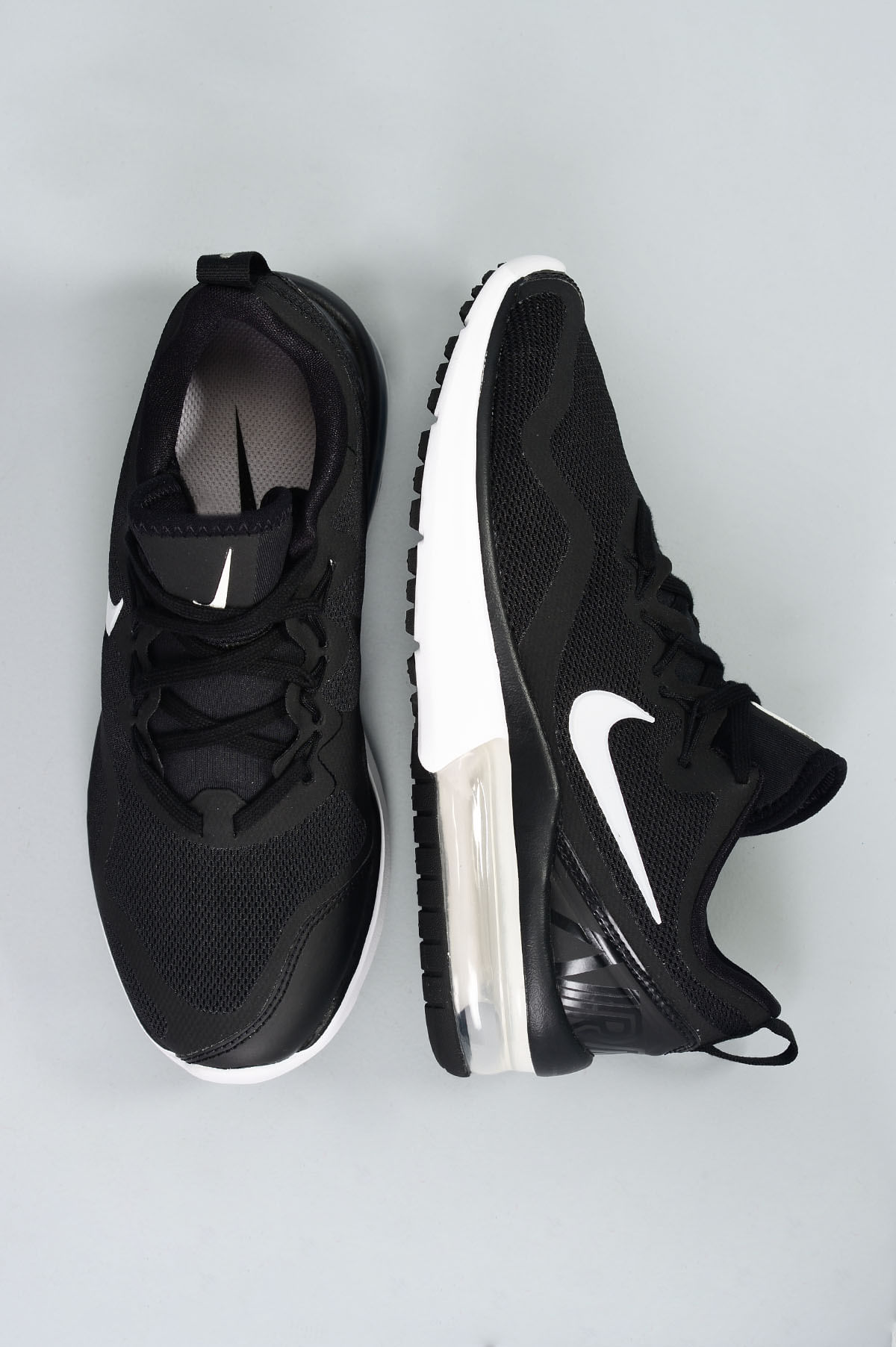 Tênis Feminino Nike Air Max Fury TEC - PRETO - Mundial Calçados dd0cbfb6b7e4e